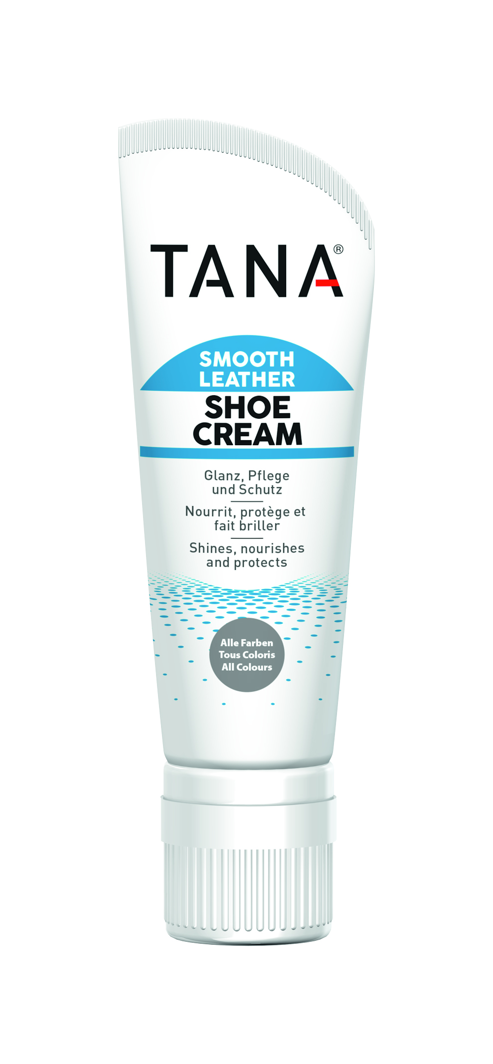 TANA Shoe Cream farblos